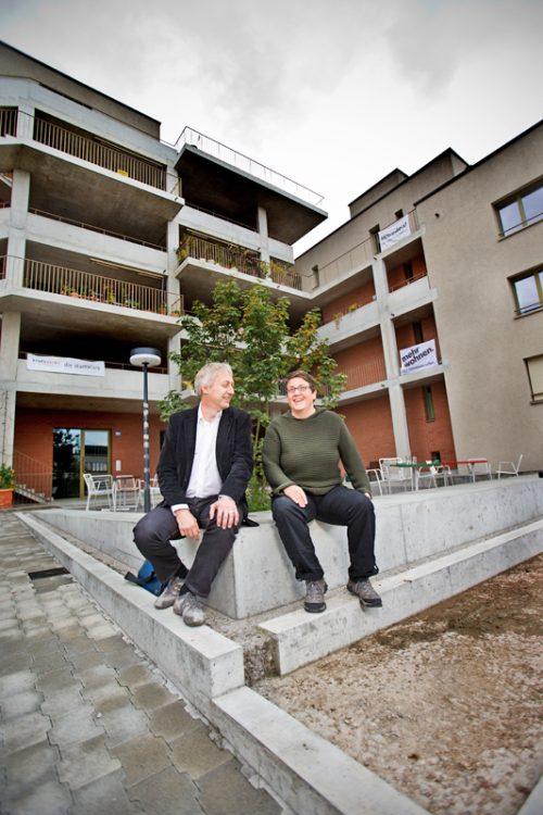 Heizenholz gewinnt Schweizer Genossenschaftspreis