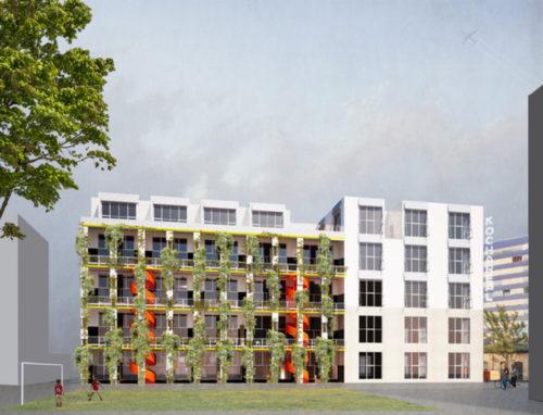 Mikro- und Gebäudeklima im Koch-Quartier